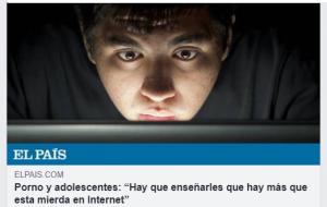 """Fotografía de """"El País"""""""